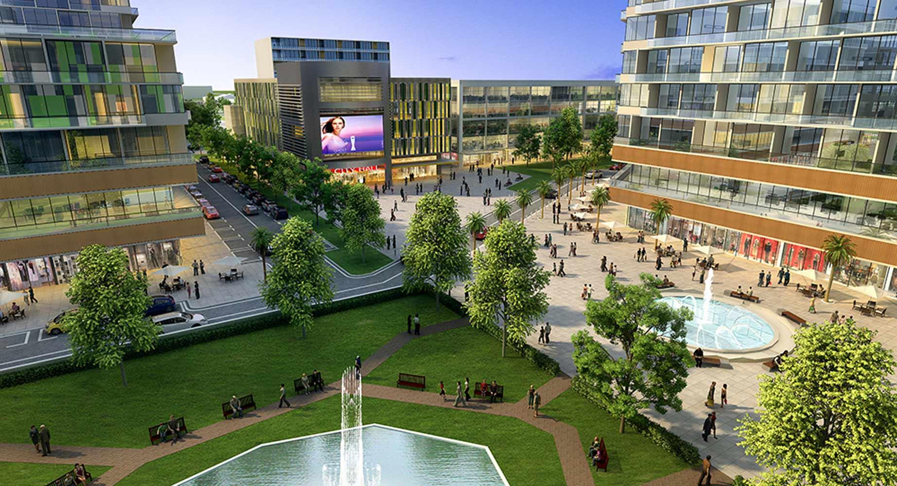 Coral Springs Downtown Master Plan Rma