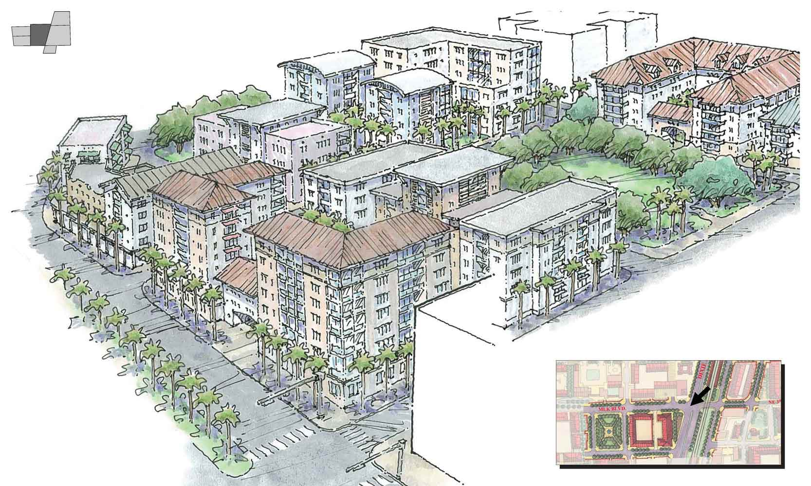 Pompano Beach Master Plan Land Use Amendment Zoning Regulations Rma