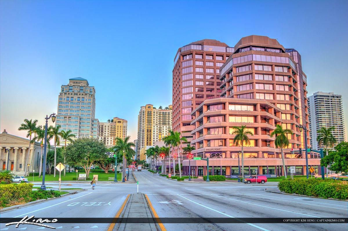 Flagler Drive West Palm Beach