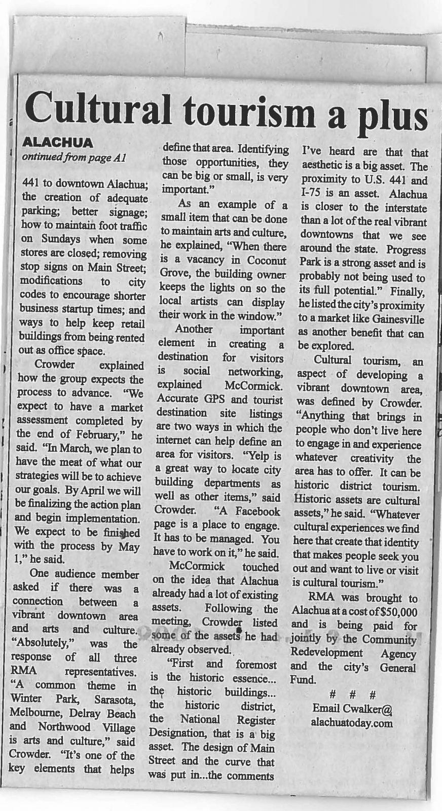 Alachua Today News 1.28 page 2